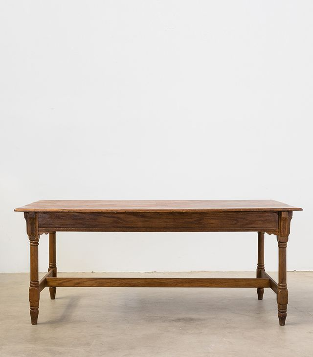 Amber Interiors Antique Dining Table