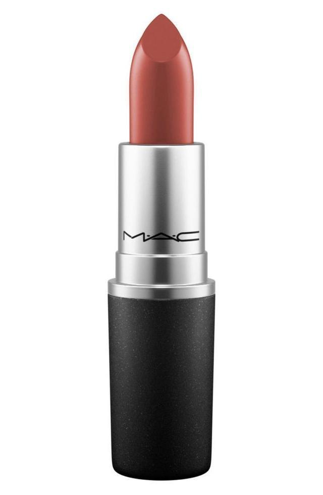 MAC Red Lipstick - Red Rock (M)