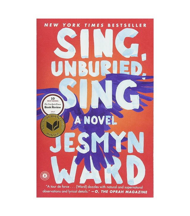 Jesmyn Ward Sing, Unburied, Sing
