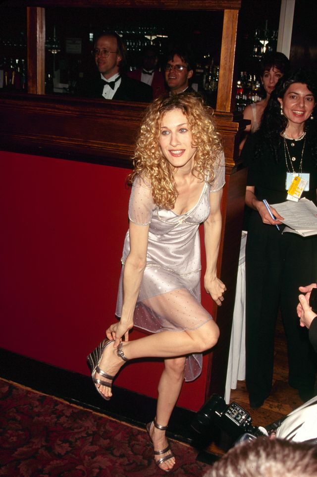 Sarah Jessica Parker in the '90s