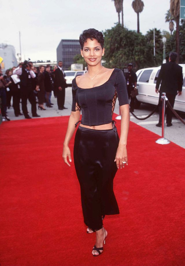 Halle Berry in the '90s