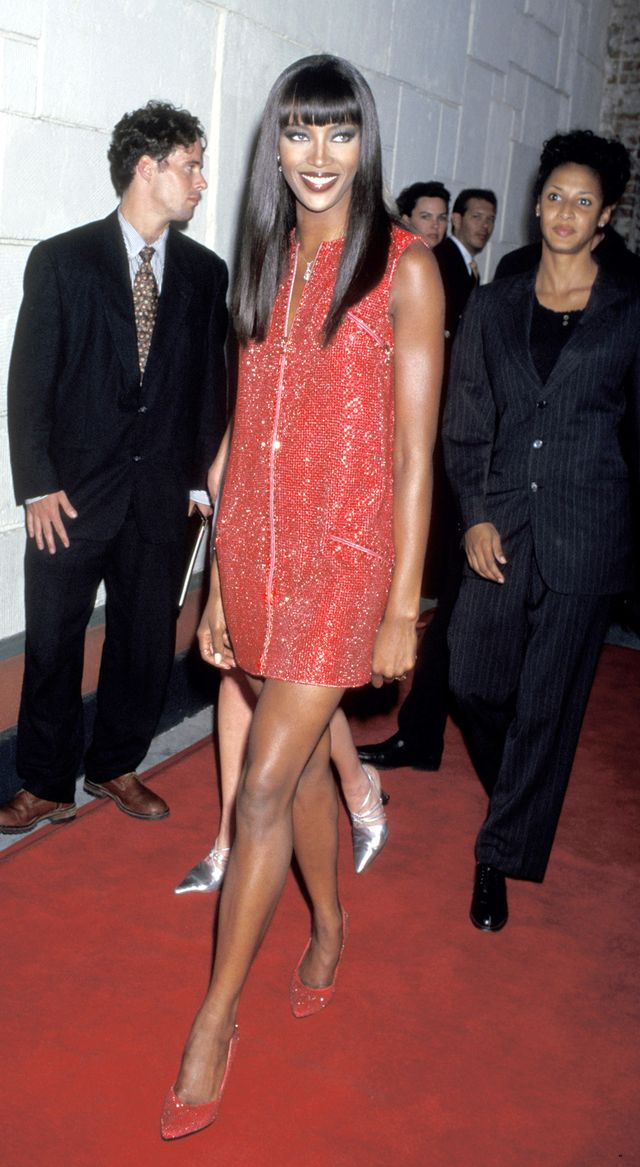 Naomi Campbell '90s style
