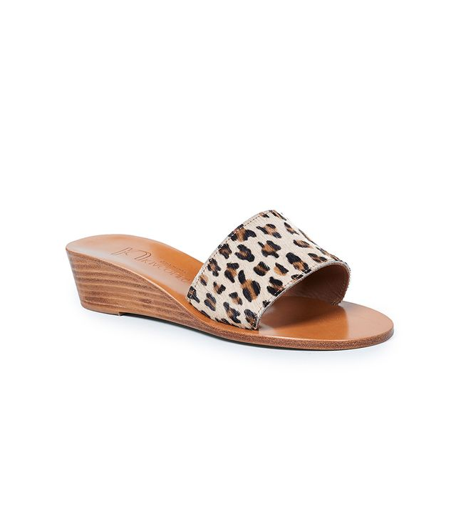 Perla Wedge Slides