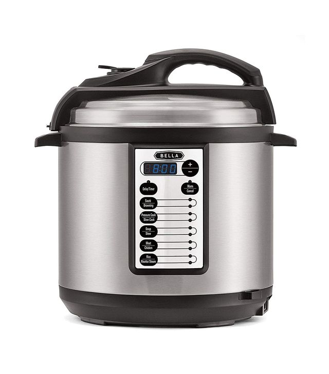 Bella 10-In-1 Multi-Use Programmable Pressure Cooker