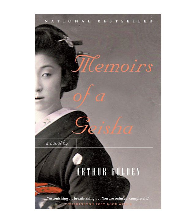 Arthur Golden Memoirs of a Geisha