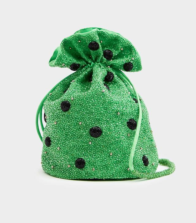 Edison Bag in Classic Green