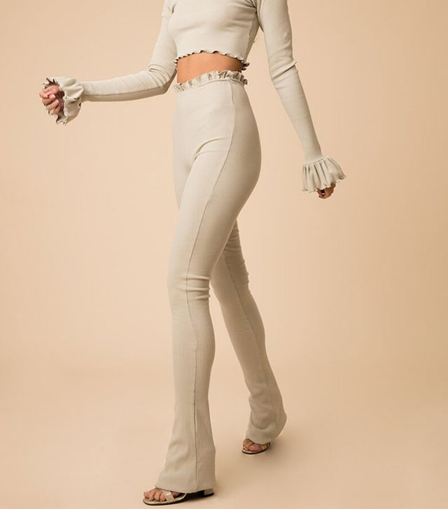 The Line by K Clementine Ribbed Pants
