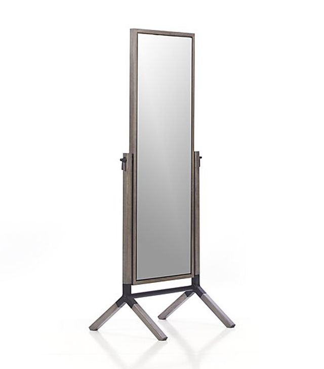 Malvern Cheval Floor Mirror - Crate and Barrel