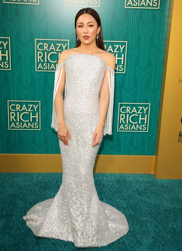 Celebrities on the Red Carpet: Constance Wu