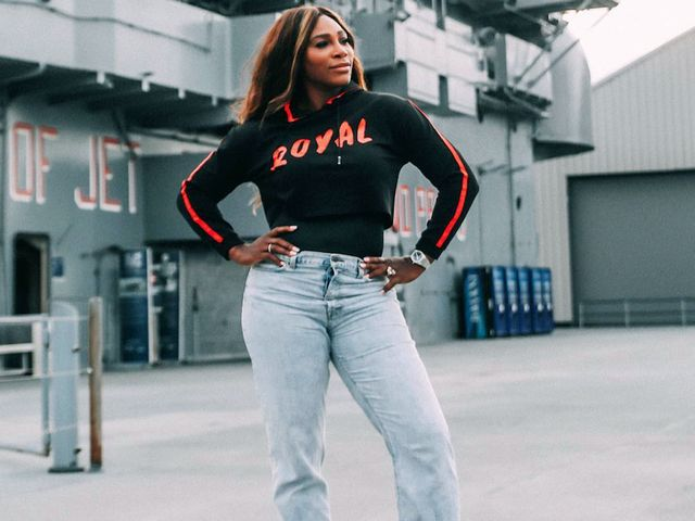 Serena Williams Interview About Her Clothing Brand