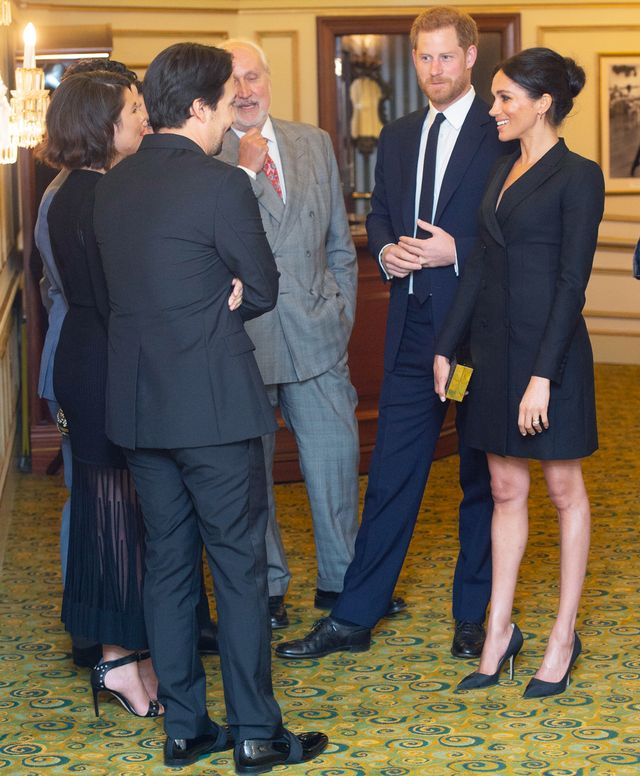 Meghan Markle at Hamilton