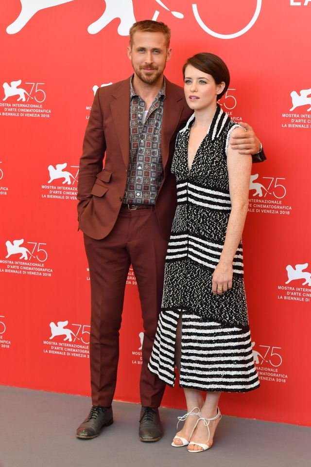 Ryan Gosling Venice Film Festival