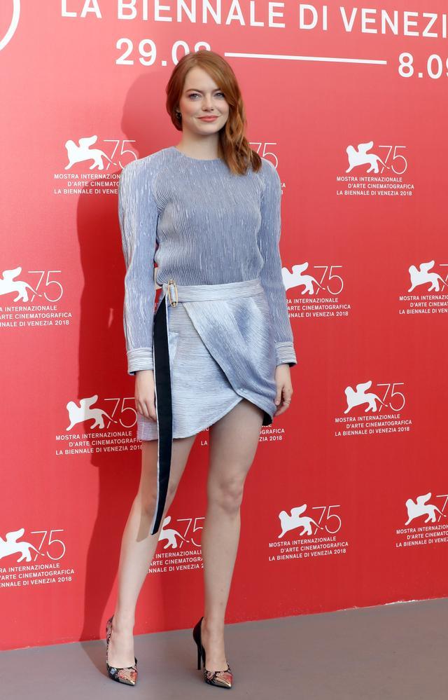 Emma Stone in Venice