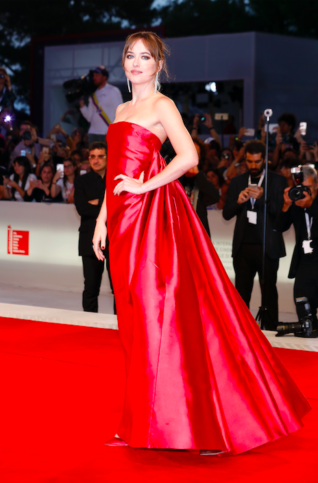 Dakota Johnson Venice Film Festival