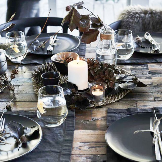We Combed IKEA to Find Chic Halloween Décor—Shop Our 13 Piece Edit