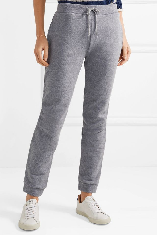 Maurice Cotton-Blend Jersey Track Pants