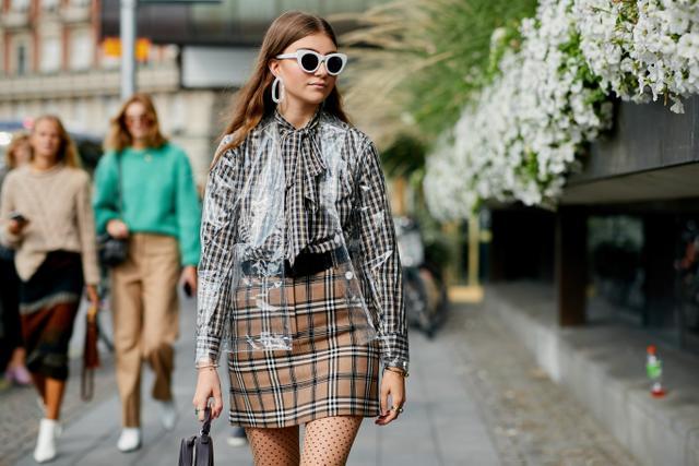 Stockholm Fashion Week Street Style Spring 2019 Instagram Girls