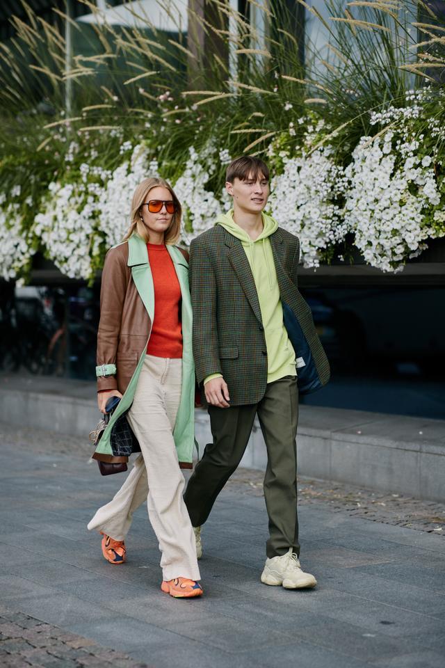 Stockholm Fashion Week Street Style Spring 2019