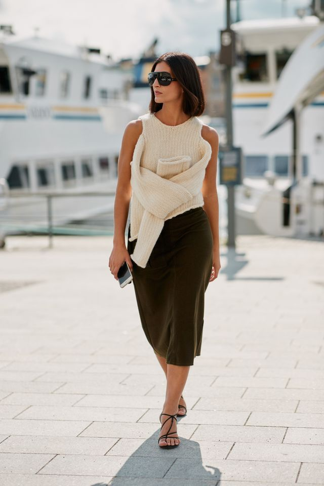 Stockholm Fashion Week Street Style Spring 2019 Scandi Trend