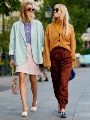 27 Epic Outfit Ideas From Stockholm Fashion Week Street Style