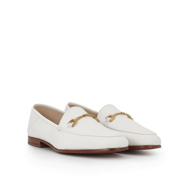 best white loafers brands