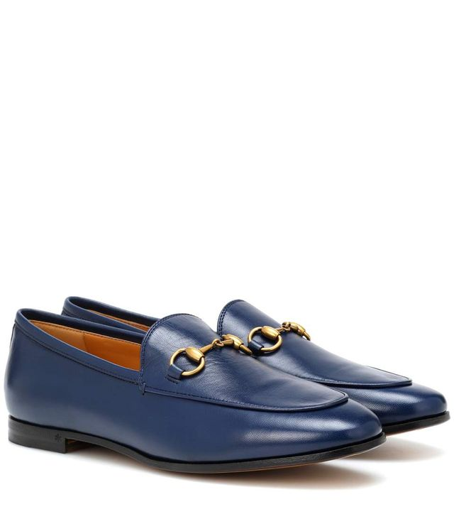 best blue leather loafers brands