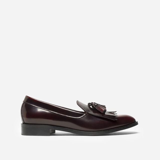 best wine colored loafers brands