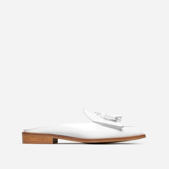 best while tassel mule loafers brands