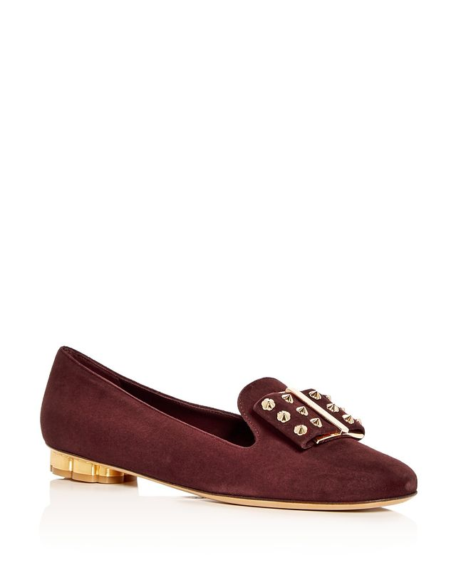 best suede floral loafers brands