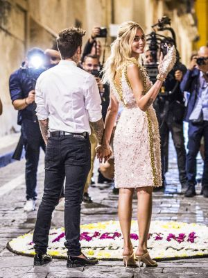 Here's Everything There Is to See and Know About Chiara Ferragni's Wedding