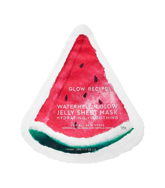 Watermelon Glow Jelly Sheet Mask 1.17 oz/ 33 g
