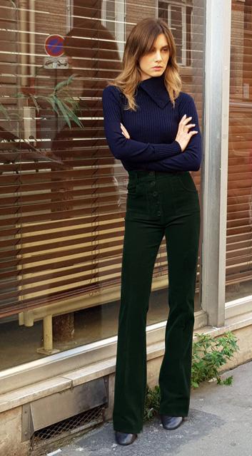 Nathalie Dumeix Joplin Pants