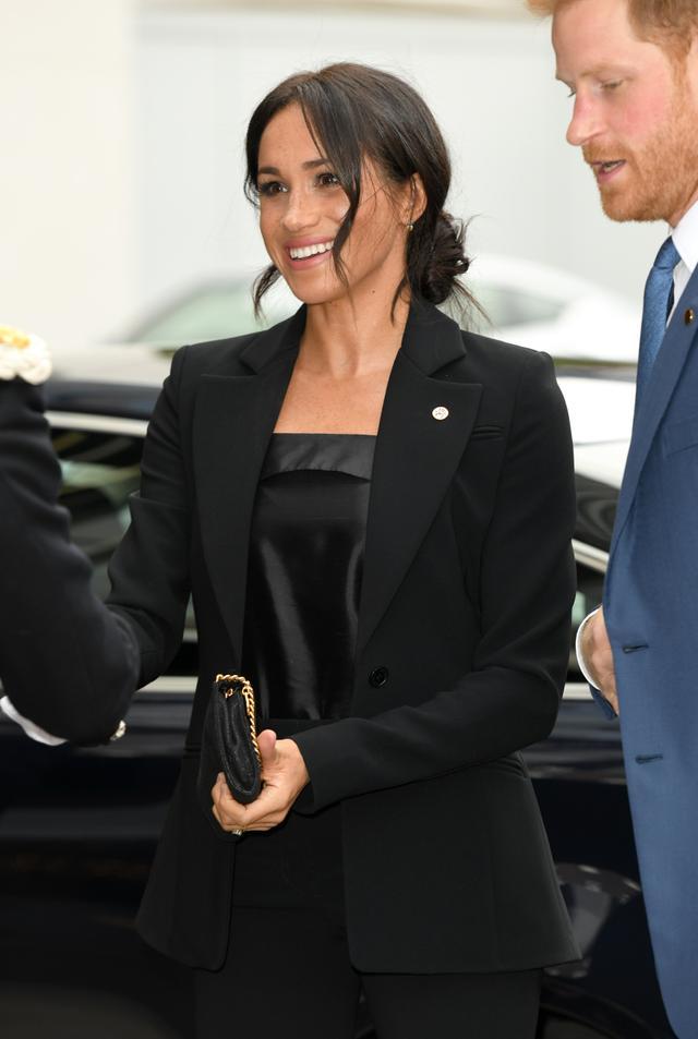 Meghan Markle Pantsuit Outfit