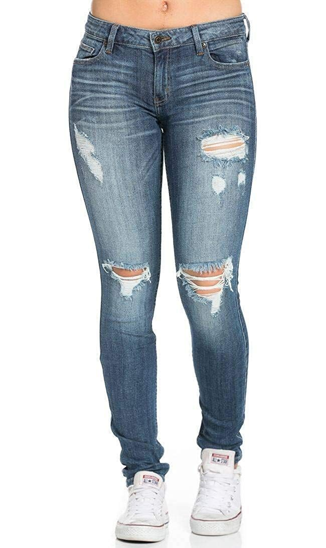 e2d9321e521 The 20 Best Ripped Jeans on Amazon | Who What Wear