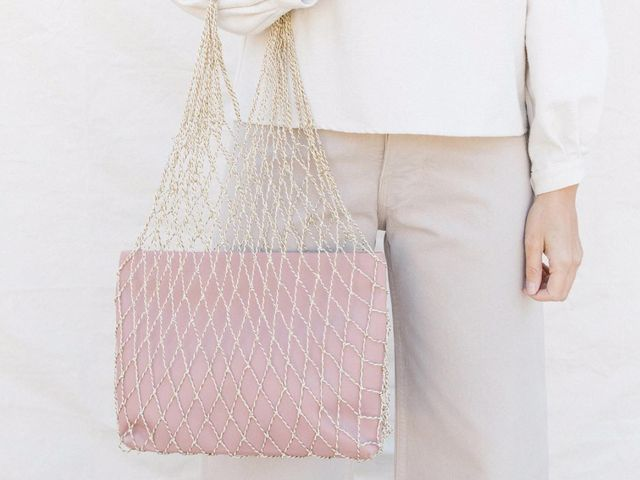 Stylish net bags: Loeffler Randall