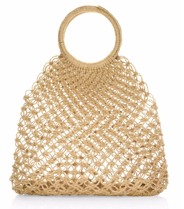 Stylish net bags: Elizabeth and James