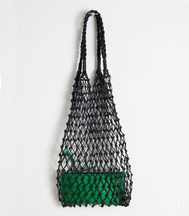 Stylish net bags: & Other Stories