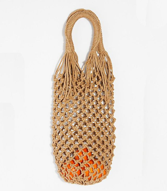Stylish net bags: Free People