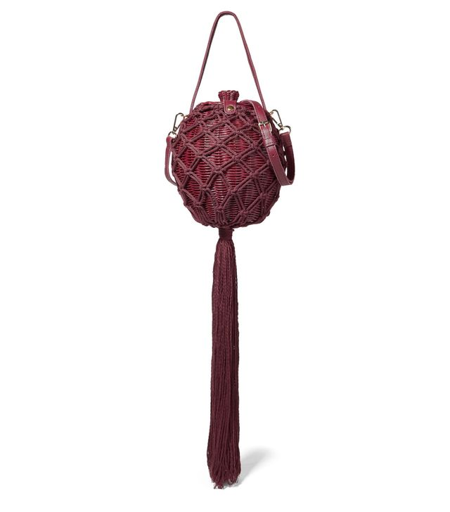 Stylish net bags: Ulla Johnson