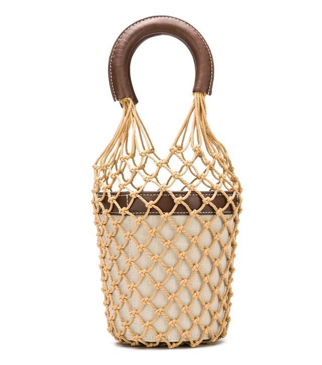 Stylish net bags: Staud