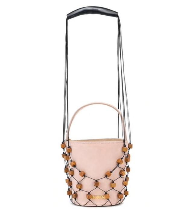 Stylish net bags: Jacquemus