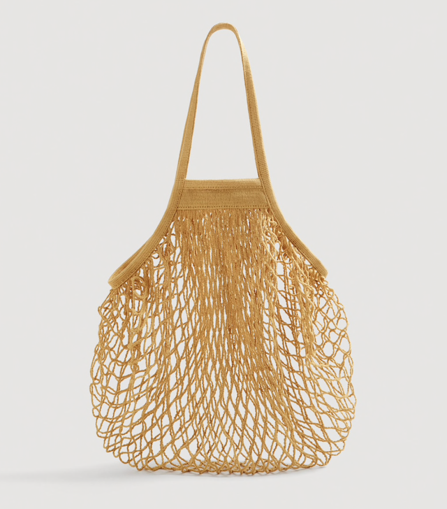 Stylish net bags: Mango