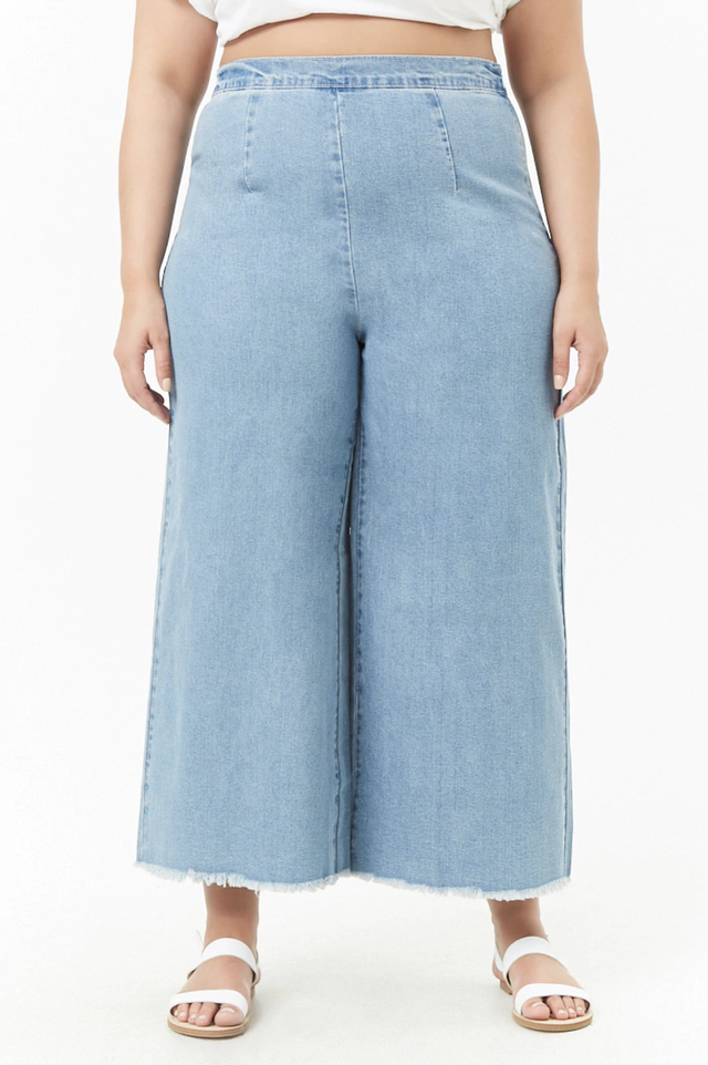 Forever 21 Denim Ankle Jeans