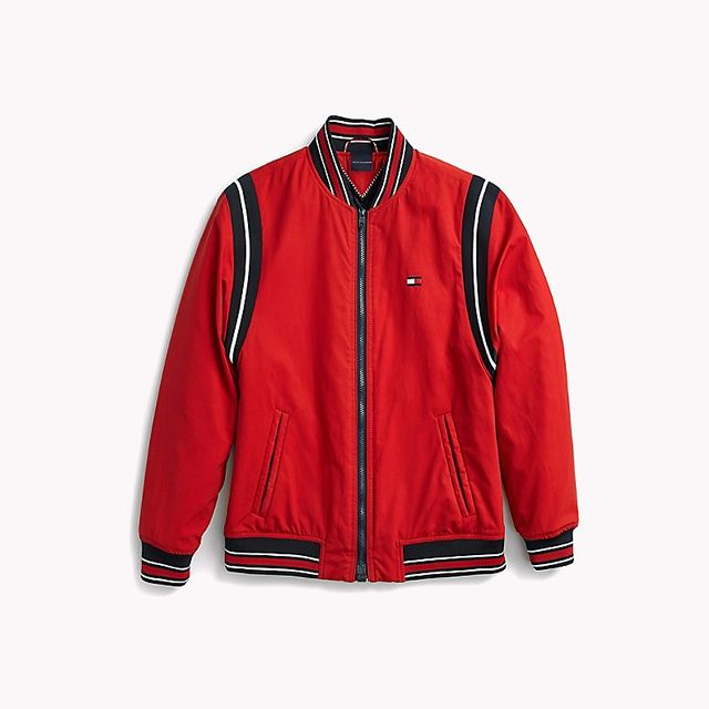 Halloween costumes with a bomber jacket