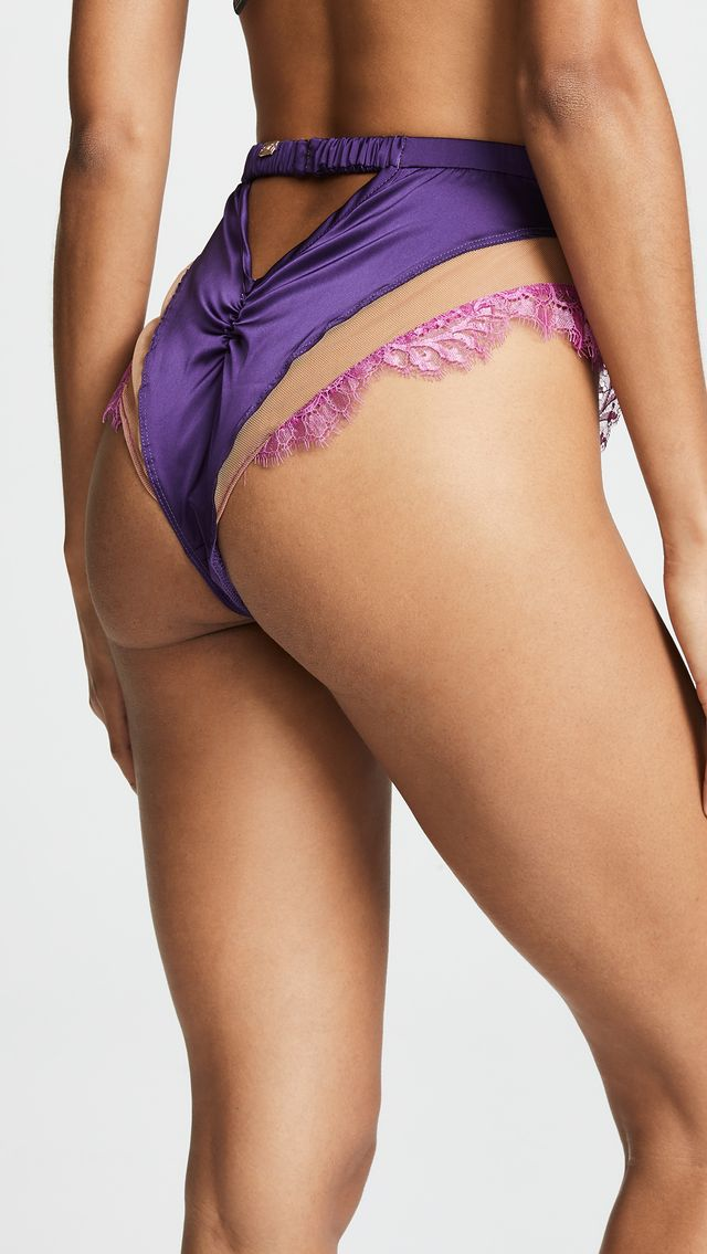 Georgi High Waist Panties