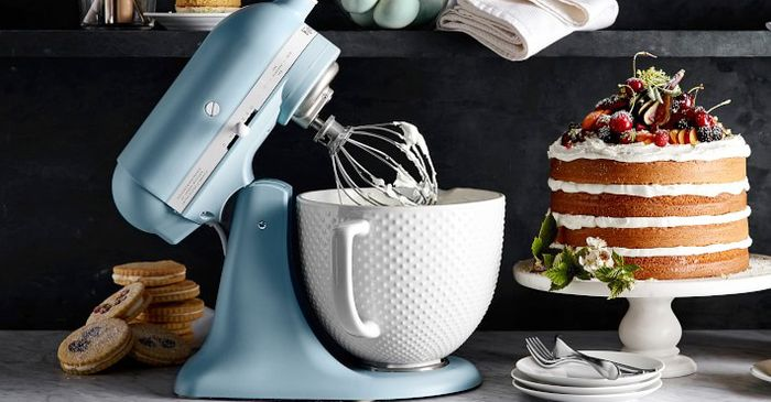 Psa Kitchenaid Just Released A Limited Edition Mixer For Its 100th
