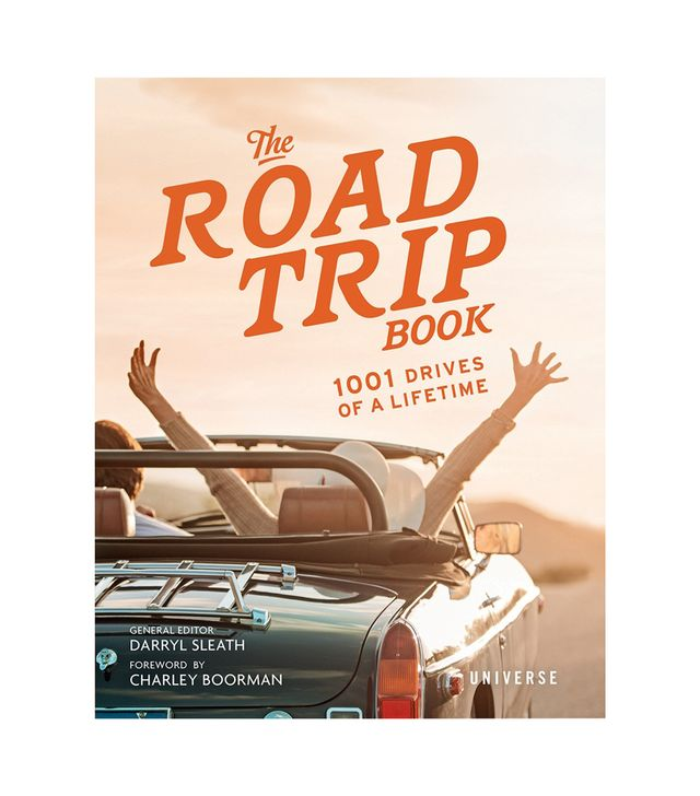 Darryl Sleath The Road Trip Book