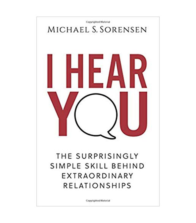 I Hear You Michael S. Sorensen