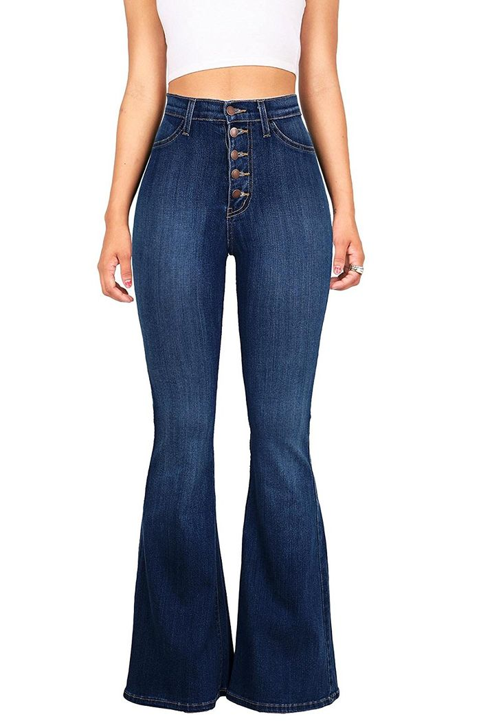 05b7ff38d4c The 20 Best Flare Jeans on Amazon