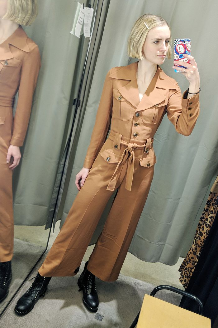 8e4f35e0402 I Tried on 15 of the Best High-Street Jumpsuits
